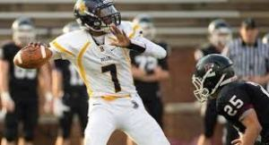 Dwayne Haskins Jr.-Bullis High School/Potomac, MD