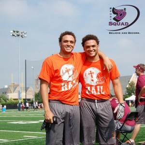Bryan and Jordan Boyd