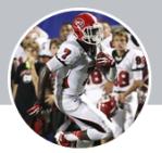 Josh Imatprbhebhe North Gwinnett High Varsity Football / Suwanee GA