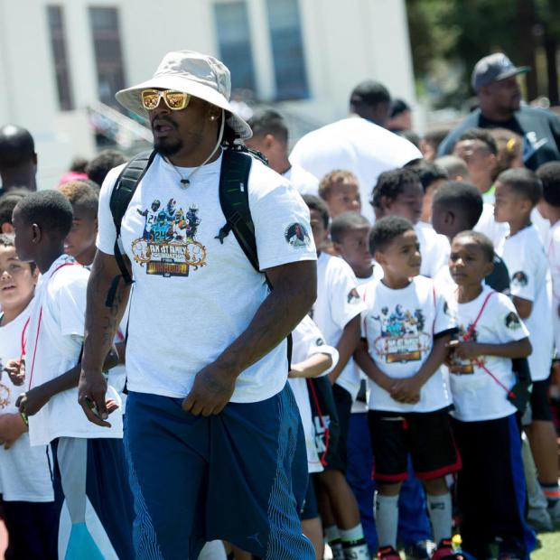 marshawn lynch camp blog