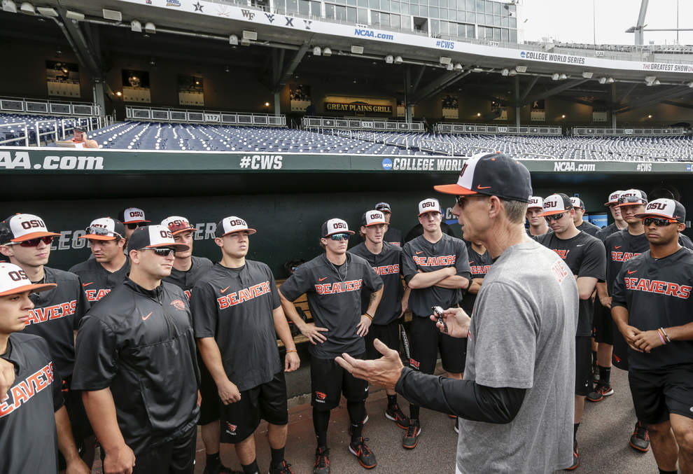 oregon state baseball